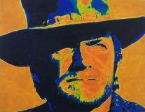 Clint Eastwood 70 x 90