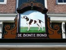 Luifelschilderij De Bonte Hond