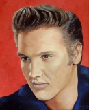 Elvis   40 x 50