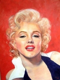 Marilyn Monroe   50 x 65
