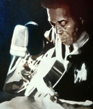 Buddy Guy 60 x 70 (Acryl)