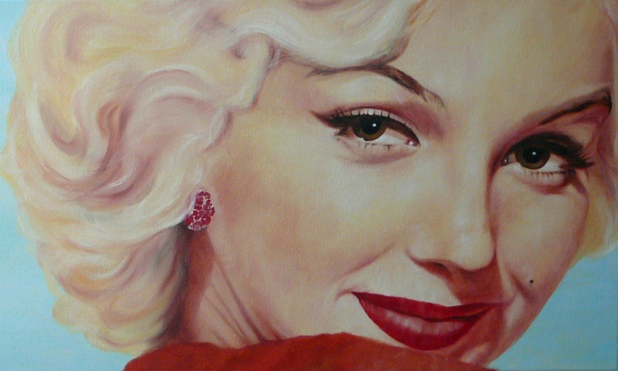 Schilderijen door Dinie Dorresteijn
